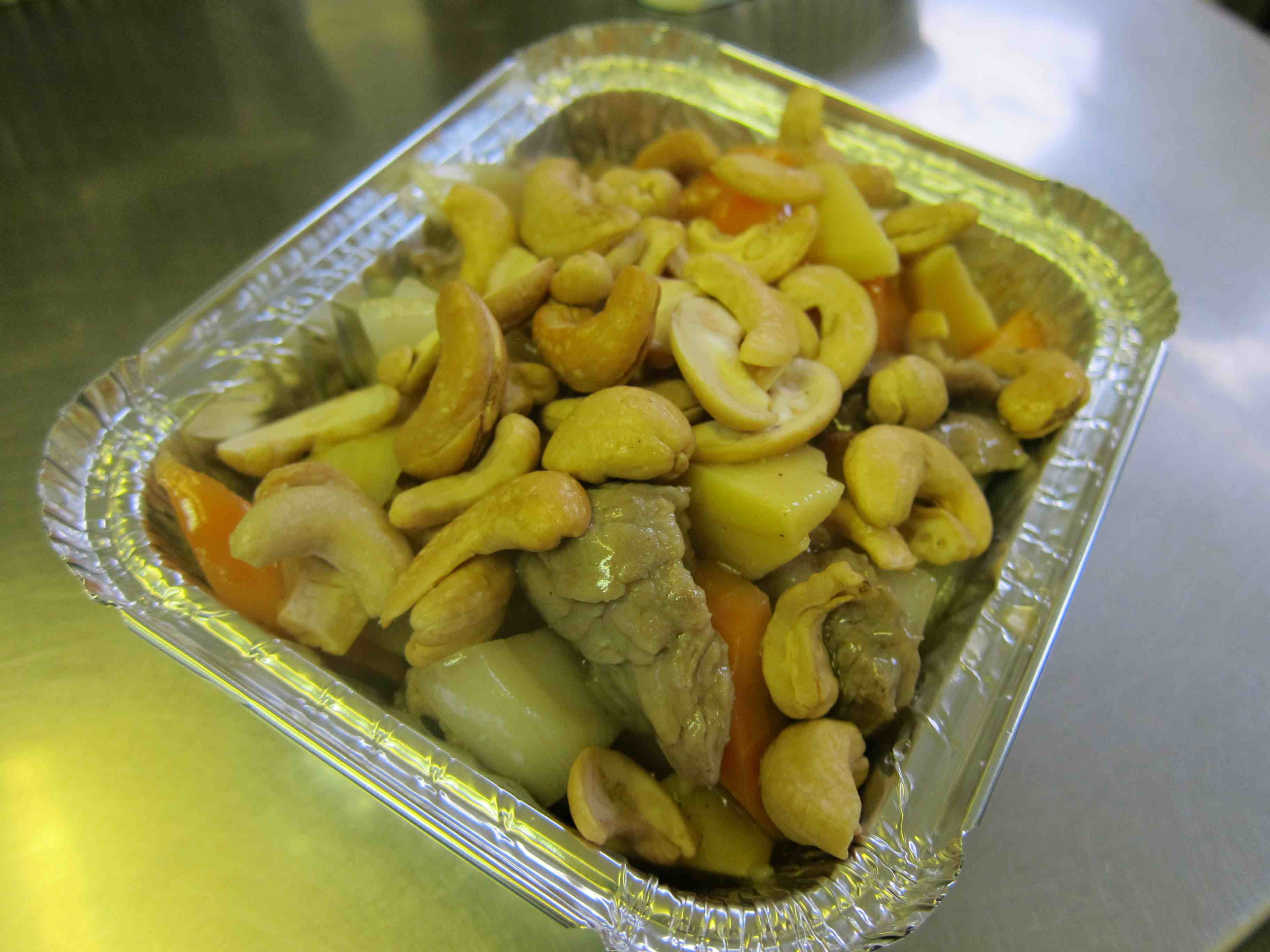69 - Beef with Cashew Nuts